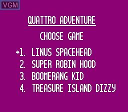 Quattro Adventure