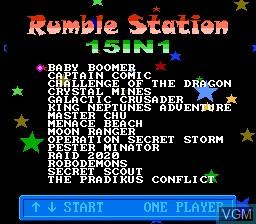 RumbleStation 15-in-1