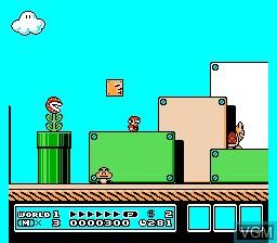 Super Mario Bros 3 For Nintendo Nes The Video Games Museum