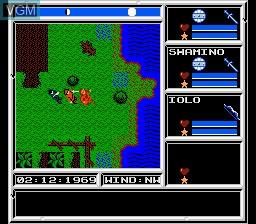 Ultima - Warriors of Destiny