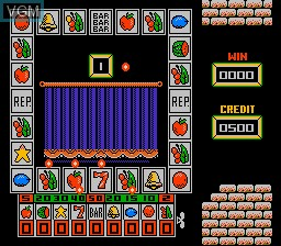 In-game screen of the game Xiao Ma Li on Nintendo NES