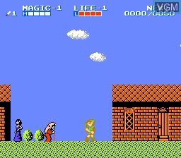 Zelda II - The Adventure of Link