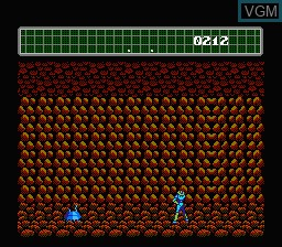 In-game screen of the game Hikari no Senshi Photon - The Ultimate Game on Planet Earth on Nintendo NES