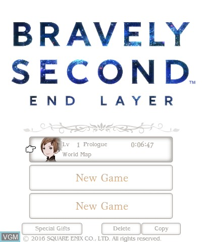 Bravely Second - End Layer for Nintendo 3DS - The Video