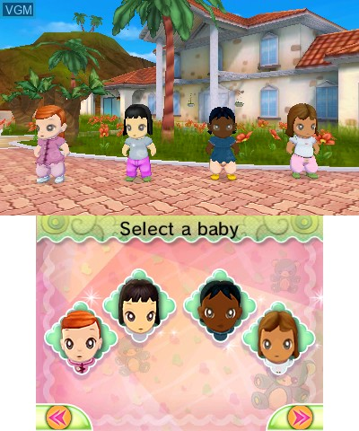 I Love My Little Girl For Nintendo 3ds The Video Games Museum