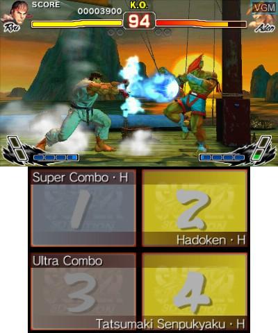 ultra street fighter iv 3d edition