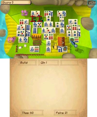 Mahjong 3D - Warriors of the Emperor