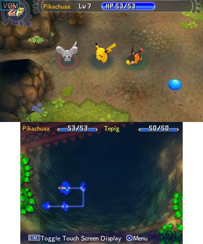 Pokemon Fushigi no Dungeon - Magnagate to Mugendai no Meikyuu