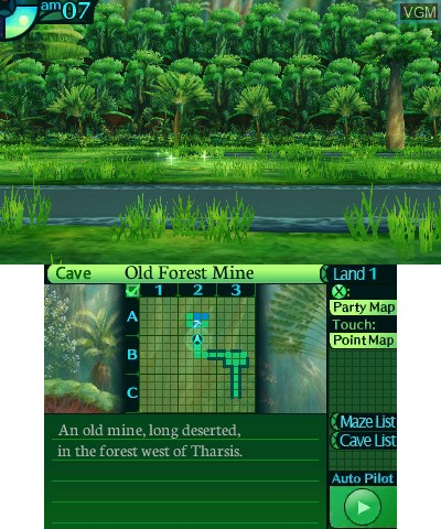 Etrian Odyssey IV - Legends of the Titan