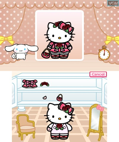 Around the World with Hello Kitty and Friends