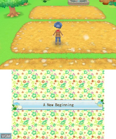 Harvest Moon 3D - A New Beginning