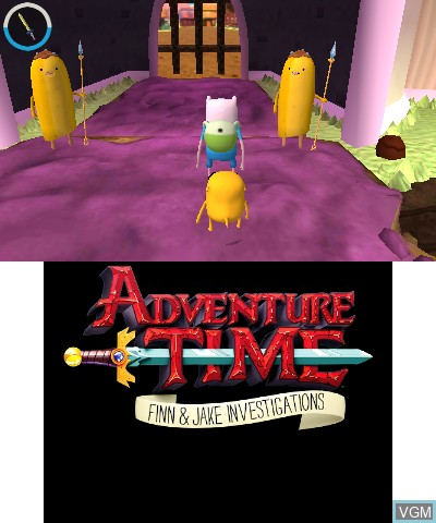 Adventure Time - Finn & Jake Investigations