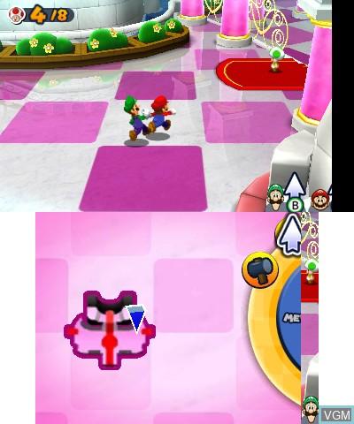 Mario & Luigi - Paper Jam Bros.