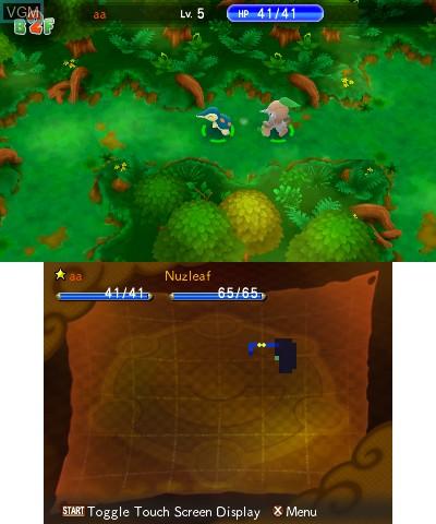 Pokemon Chou Fushigi no Dungeon