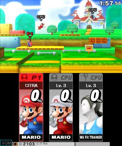 Dairantou Smash Brothers for Nintendo 3DS