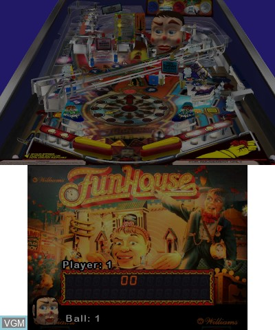 Pinball Hall of Fame 3D - The Williams Collection