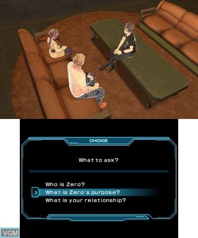 Zero Escape - Toki no Dilemma