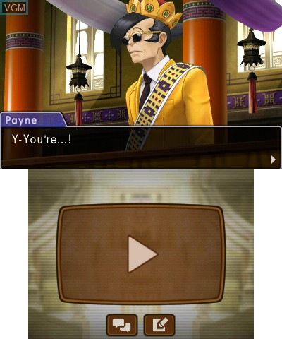 Phoenix Wright - Ace Attorney - Spirit of Justice