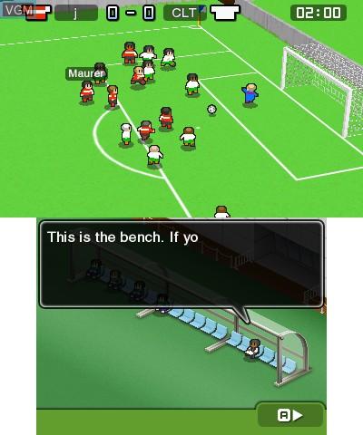 Pocket Soccer League - Calciobit