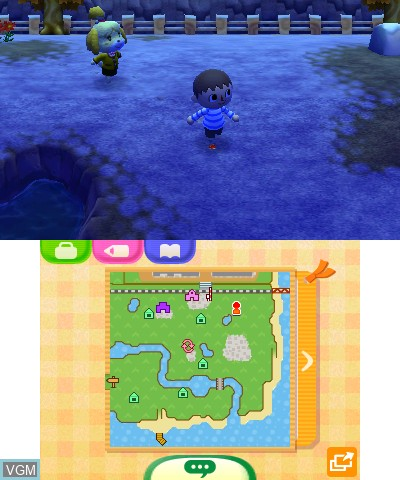 Animal Crossing - New Leaf - Welcome Amiibo