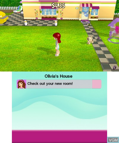 Lego Friends For Nintendo 3ds The Video Games Museum