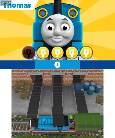 Thomas and Friends - Steaming Around Sodor for Nintendo 3DS - The ...