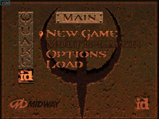 Quake 64 for Nintendo 64 - The Video Games Museum
