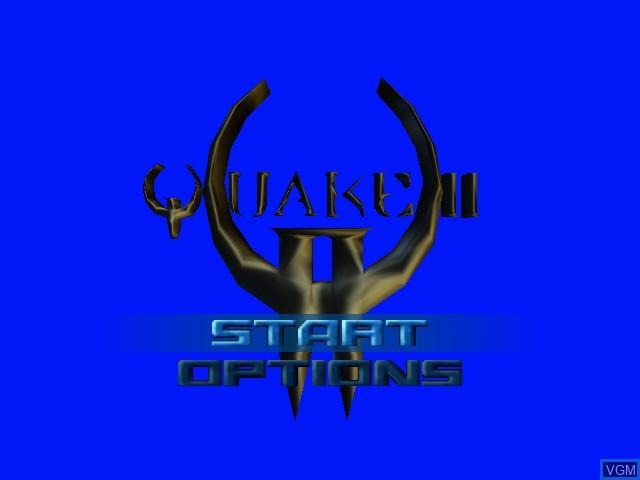 Quake II for Nintendo 64 - The Video Games Museum