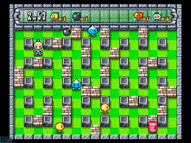 Bomberman 64 - Arcade Edition