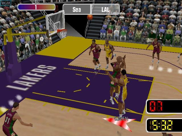 NBA Courtside 2 - Featuring Kobe Bryant