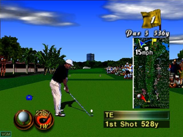 Harukanaru Augusta Masters 98