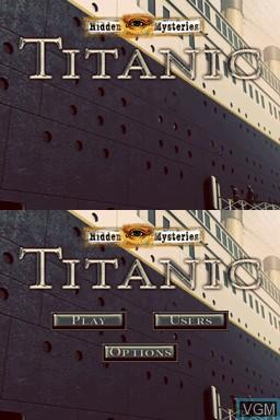 Hidden Mysteries - Titanic - Secrets of the Fateful Voyage