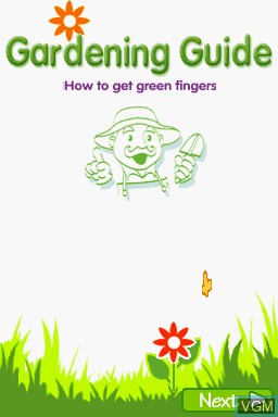 Gardening Guide - How to Get Green Fingers for Nintendo DS