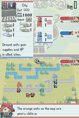 Famicom Wars DS