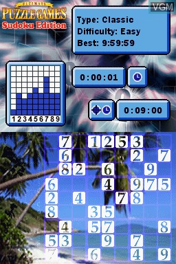 Ultimate Puzzle Games - Sudoku Edition