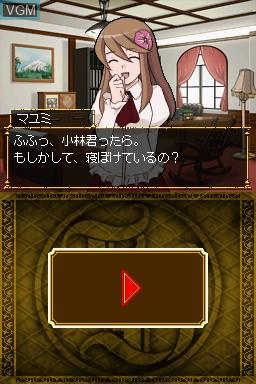 Edogawa Ranpo no Kaijin Nijuu Mensou DS