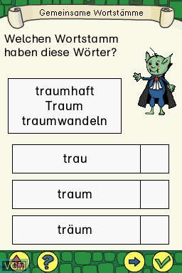 Lernerfolg Grundschule Deutsch Klasse 1 4 For Nintendo Ds The