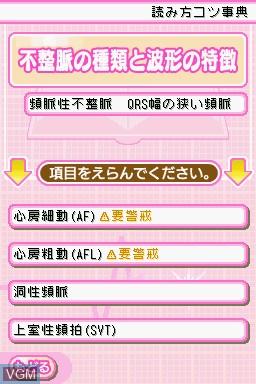 Raku Raku Shindenzu Training DS