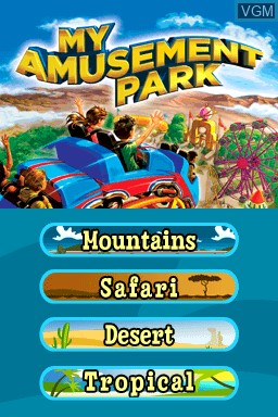 2 Game Pack - My Amusement Park + Digging for Dinosaurs