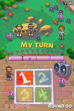 EA Playground for Nintendo DS - The Video Games Museum