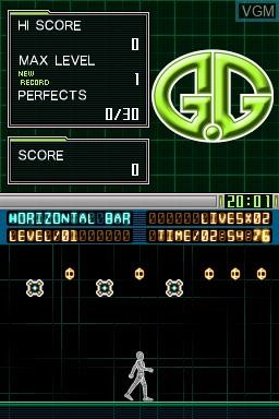 G.G Series - Horizontal Bar
