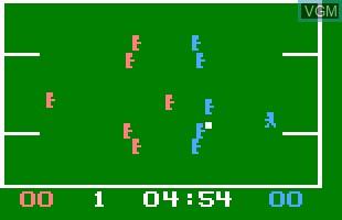 36 - Electronic Hockey