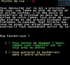 Mystere de la Derniere Visu, Le