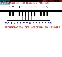 Oric Musicien