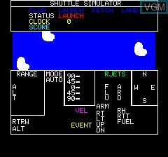 Shuttle Simulator