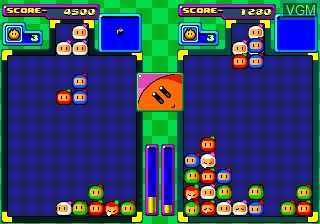 Bomberman's Panic Bomber