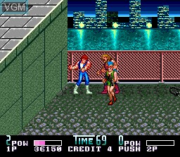 Double Dragon II - The Revenge