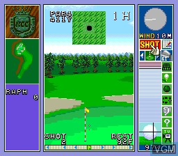 Hu PGA Tour Power Golf 2 - Golfer