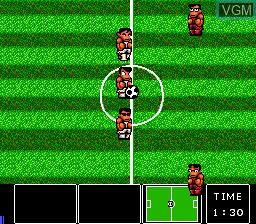 Nekketsu Koukou Dodgeball Soccer Hen CD