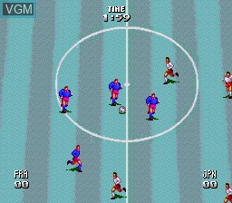 Tecmo World Cup Super Soccer